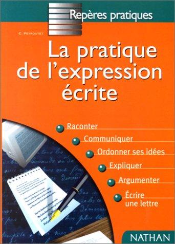 9782091824222: Pratique de l'expression écrite