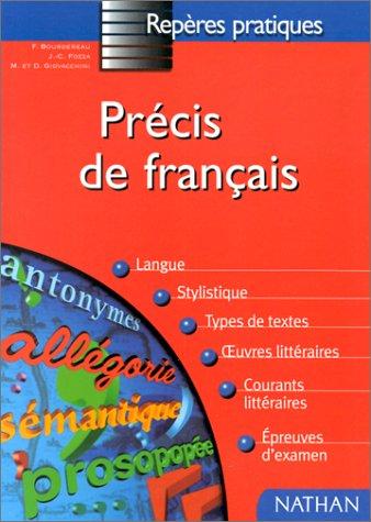 9782091824260: Reperes Pratiques: Precis De Francais - Langue Et Litterature (French Edition)