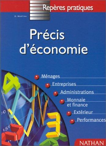 Précis d'économie - D. Martina