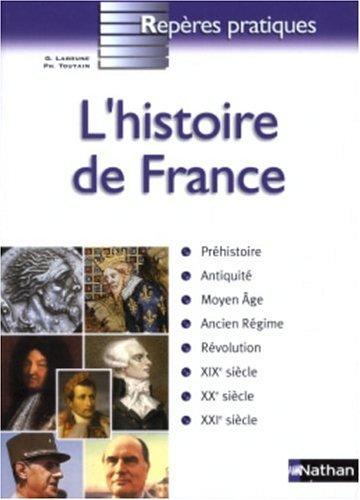 9782091830988: L'histoire de France