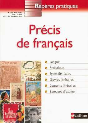 9782091831961: Reperes Pratiques: Precis De Francais - Langue ET Litterature (French Edition)