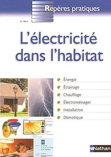 L'électricité dans l'habitat: Henri Ney