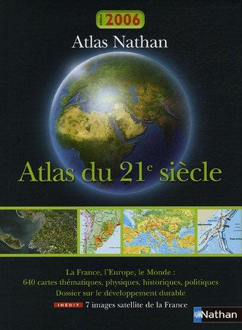9782091834368: Atlas du 21e siècle