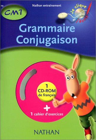 9782091843582: Grammaire conjugaison CM1