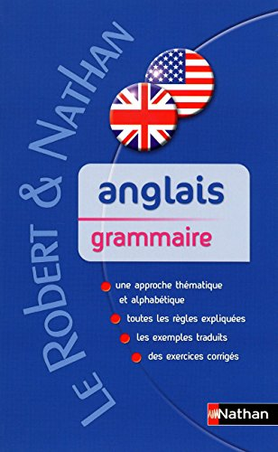 9782091844671: Anglais grammaire (French Edition)