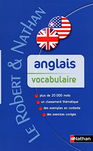 Anglais vocabulaire (French edition): Isabelle Leguy Jacqueline Fromonot