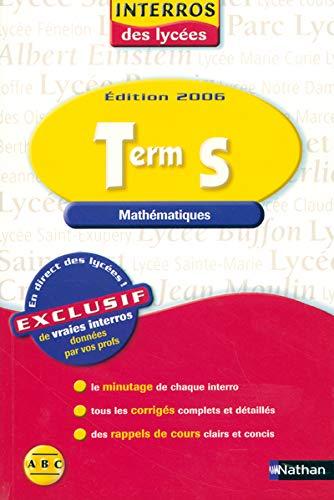 9782091845043: Math�matiques Tle S