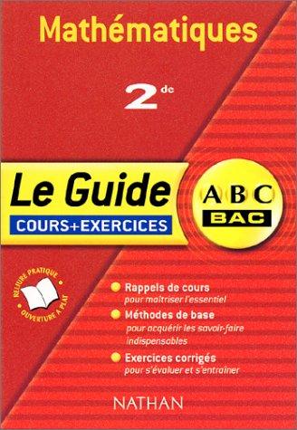 9782091845531: ABC du Bac : Mathématiques, 2nde