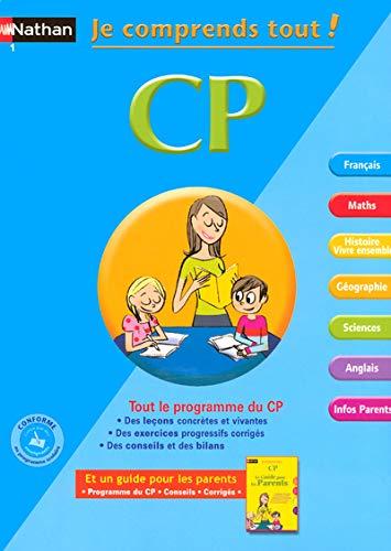 Tout pour réussir le CP (Je comprends: Valérie Boileau; Jean-Marc