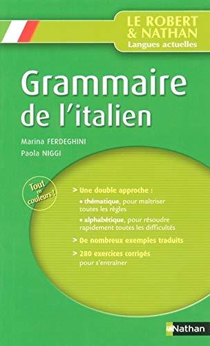 9782091853772: Grammaire de l'Italien