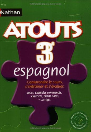 9782091855332: Espagnol LV2 3e