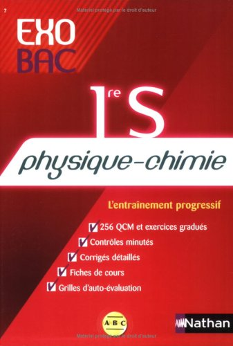 9782091860558: Physique chimie 1� S