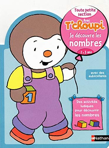 9782091866529: T'choupi Soutien Nombres TPS