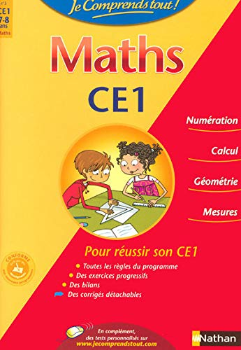 9782091866888: Maths CE1