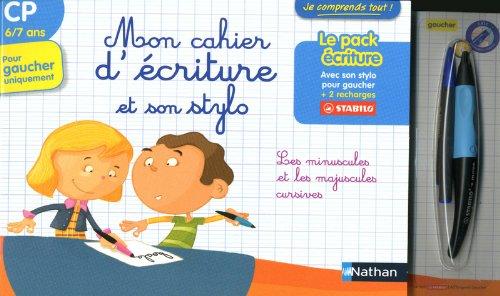 9782091868134: Mon Cahier d'�criture CP Gaucher