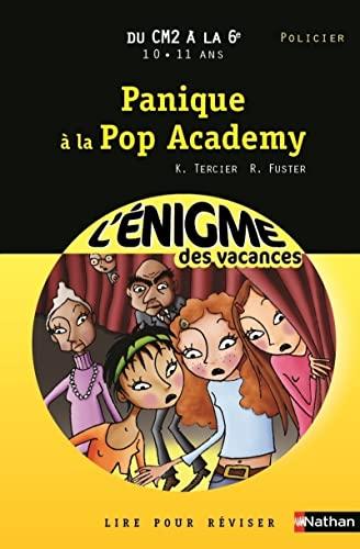 9782091868646: Panique à la Pop Academy : Du CM2 à la 6e (L'énigme des vacances)