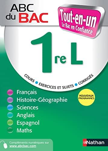 ABC du BAC Tout-en-un 1re L: Françoise Cahen-Pinon, Alain