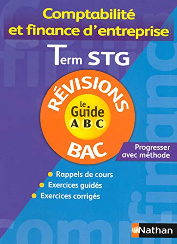 9782091871769: GUIDE ABC COMPT FINA TERM STG