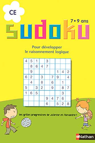 9782091872872: Sudoku : 7-9 ans