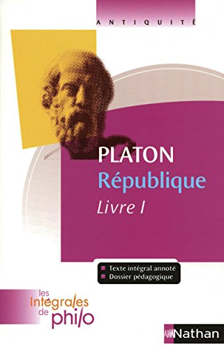 9782091873091: République Livre 1 (French Edition)