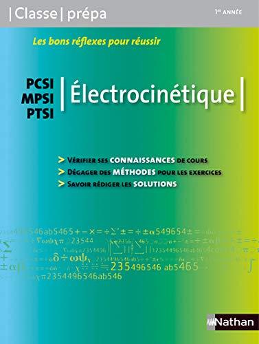 9782091873206: Electrocin�tique PCSI / MPSI / PTSI - 1�re ann�e
