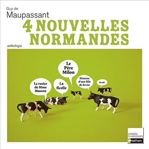 9782091875132: 4 nouvelles normandes (Carrés classiques)