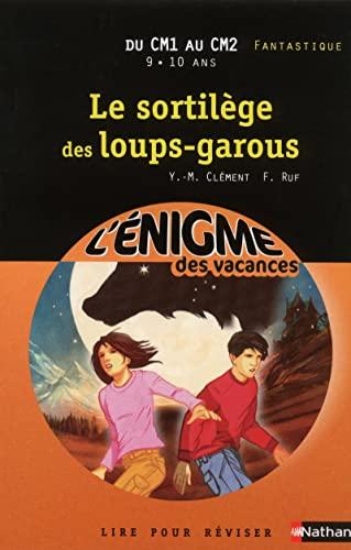 9782091879628: Enig Vac le Sortilege des Loups Garous CM1/CM2