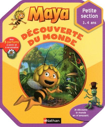 9782091879963: Cahier d'activités Maya découverte du monde PS