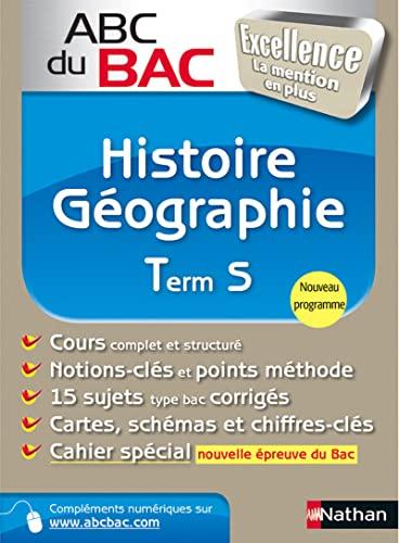 9782091880891: ABC du BAC Excellence Histoire - G�ographie Term S