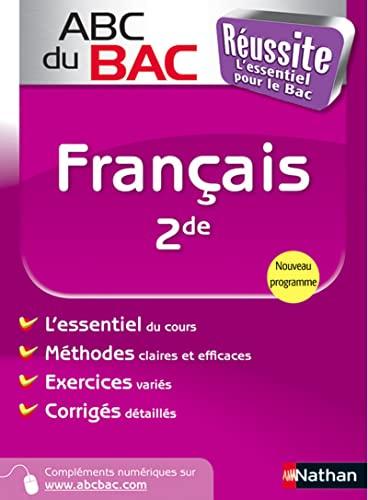 fran?ais ; 2nde (?dition 2011): Etienne Buraud, Nathalie