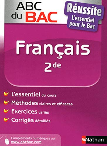 Français 2de: Broux, Nathalie, Buraud,