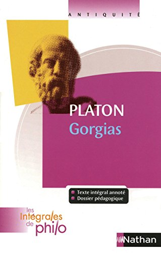 9782091881959: Gorgias (French Edition)