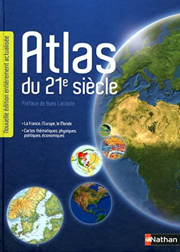 9782091882130: Atlas du 21ème siècle - Edition 2012