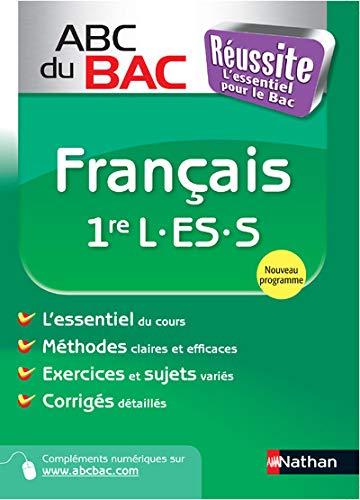 ABC du BAC Réussite Français 1re L.ES.S: Nathalie Broux, Etienne