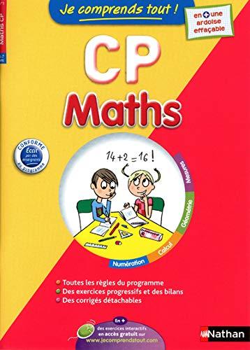 9782091882949: JE COMPRENDS TOUT!; maths ; CP 6-7 ans