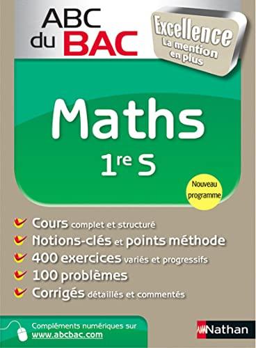 9782091883533: ABC du BAC Excellence Maths 1re S