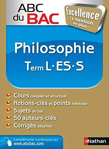 9782091883632: ABC BAC EXCELL PHILO TERM L-ES