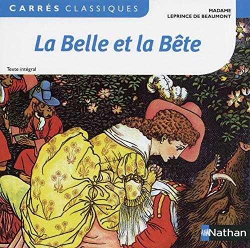 9782091885421: La Belle et la Bête (Carrés classiques)
