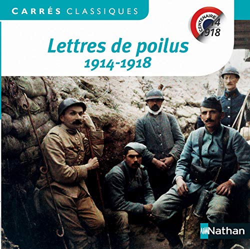 9782091885452: Lettres de poilus 1914-1918 (Carrés classiques)