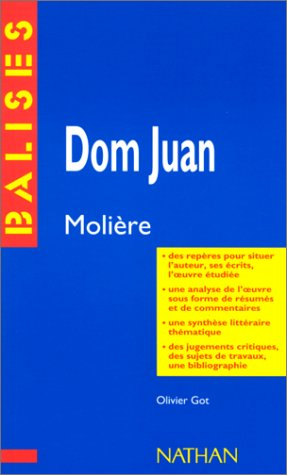 9782091886114: Balises: Moliere: Dom Juan (French Edition)