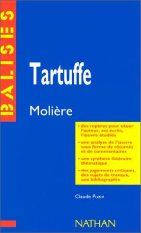 9782091886121: Tartuffe : Résumé analytique, commentaire critique, documents complémentaires