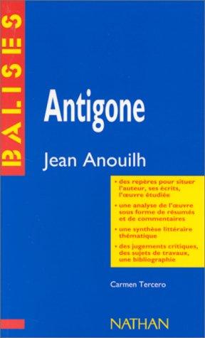 Balises: Anouilh: Antigone (French Edition): Jean Anouilh