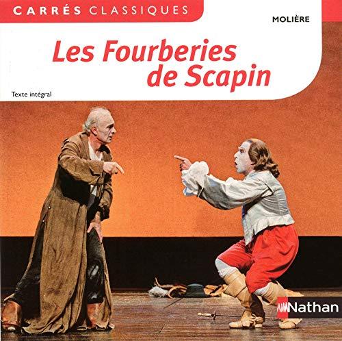 9782091889801: Les Fourberies de Scapin: 36 (Carrés classiques)