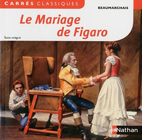 9782091889863: Le Mariage de Figaro (Carrés classiques)