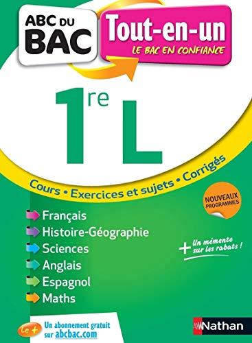 ABC du BAC Tout-en-un 1re L: Anne-Laure Adam-Havé; A-L