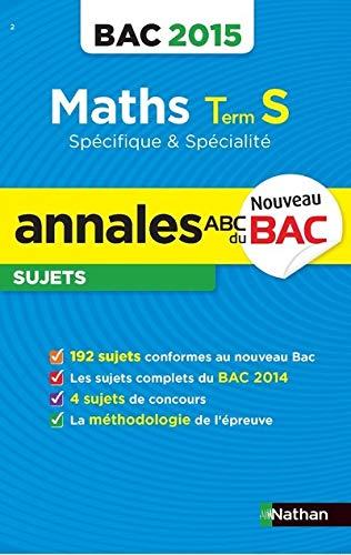 Annales ABC du BAC 2015 Maths Term: Lixi, Christian