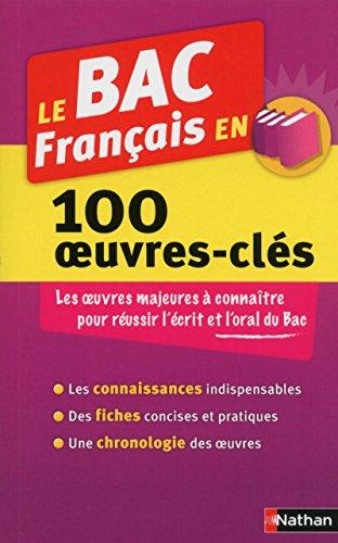 Le Bac français en 100 œuvres-clés: Duchâtel, Eric