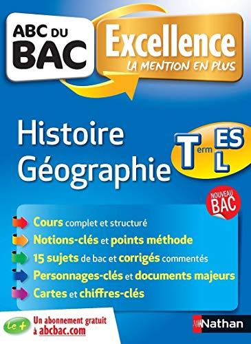 9782091892757: histoire-géographie ; terminale ES-L