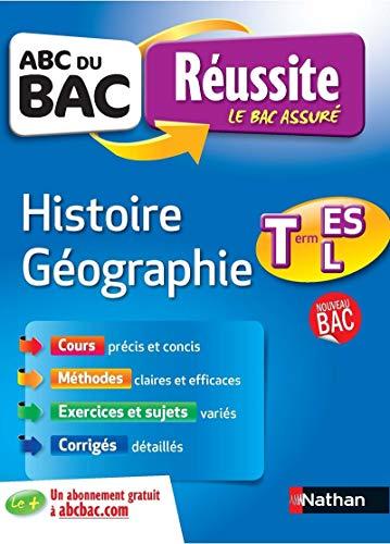 9782091893518: histoire-géographie ; terminale ES-L