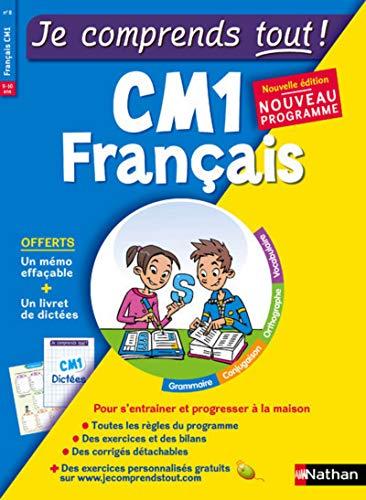 9782091894751: Français CM1 (Je comprends tout !)